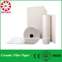 Buy cheap Standard Ceramic fiber paper for heating insulation from wholesalers