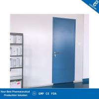 Buy cheap Paper Honeycomb Sandwich Panel Door / Operating Room Doors With Air Lock System from wholesalers