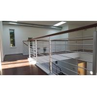 Buy cheap 10 Years Warranty Stainless Steel Rod Railing/ Metal Wires Railing for sale product