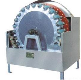 Buy cheap 1800 BPH Semi Automatic Bottle Washing Machine 1150x960x1370 mm For Glass Bottle product