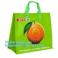 Buy cheap Wholesale Custom Printed Eco Friendly Recycle Reusable PP Laminated Non Woven Tote Shopping Bags,Reusable Recyclable Lam from wholesalers