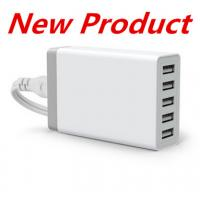 China High Efficiency Universal USB Travel Charger Cell Phone Lightweight on sale