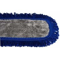 Buy cheap 24 Quickie Dust Mop Microfiber Polyester Velcro Backing Dust Mop Pad from wholesalers