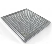 Buy cheap IP65 Hydroponic Dimmable LED Grow Lights PPMA Cover , 300*300*10mm product