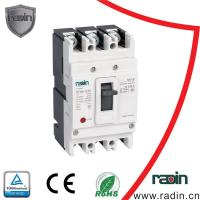 Buy cheap Compact Adjustable MCCB DC 1000V Short Circuit Current 5 Frame Sizes Industrial from wholesalers