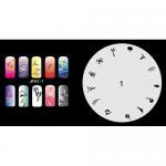 Buy cheap Nail art -- nail stencil designs from wholesalers