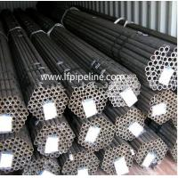 Buy cheap China supplier carbon steel pipe price per ton from wholesalers