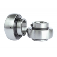 Buy cheap Steel Retainer Insert Industrial Bearings With Housing from wholesalers