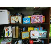 Buy cheap Small  metal suitcase  box with handle  for Chocolate,candy ,cosmetic or gift for Children from wholesalers