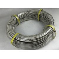Buy cheap Domestic PTFE Braided Hose , 1 / 4  Braided Hose Working Temperature 220C from wholesalers