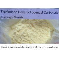 Buy cheap Healthy Tren Anabolic Steroid Trenbolone Hexahydrobenzyl Carbonate ( parabolan ) 23454-33-3 from wholesalers