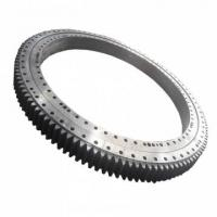 Buy cheap V25I001 Slewing Ring Bearing With Internal Gear Teeth from wholesalers
