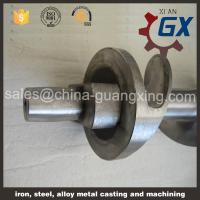 Buy cheap pe recycling extruder single screw barrel with gas venting from wholesalers