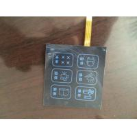Buy cheap 4 Waterproof Lcd Touch Screen Panel , Wifi Glass Touch Switch Panel For Home Appliance from wholesalers
