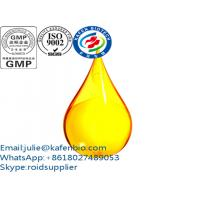 Buy cheap Sell Top Quality Pharmaceutical Raw Materials Carvacrol Yellow Liquid  CAS:499-75-2 from wholesalers