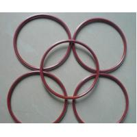 Buy cheap Transparent Teflon Or PTFE Encap Silicone Rubber Washers Standard Size AS586 , BS151 from wholesalers