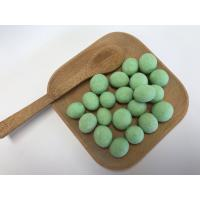 Buy cheap Round Shape Coated Wasabi Peanuts Bulk Packing Kosher Certifiacte from wholesalers