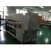 Buy cheap Automatic Pigment Based Ink Printers With 8 Ricoh Print Head 250m2/H from wholesalers