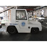 Buy cheap 4130 Kilogram Airport Baggage Tractor , Aviation Ground Support Equipment product