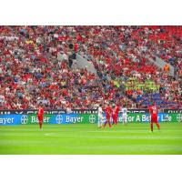 Buy cheap SMD Basketball Perimeter LED Display Rental , Large led screen outdoor 960mm x 960mm from wholesalers