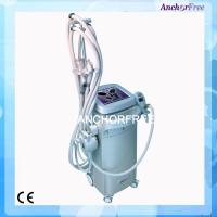 Buy cheap Ultrasonic Cavitation RF Machine with Vacuum Liposuction / Infrared Light / Roller from wholesalers