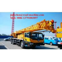 Buy cheap Shangchai Engine Euro 2 Telescopic Boom Crane QY25K-II , 25 Ton Mobile Truck product