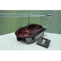 Buy cheap Brown Two Way Wireless Remote Control GPS Bait Boat - Upgraded Edition Of RYH-001B product