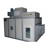 Wheel Adsorption Stand-alone Industrial Desiccant Rotor Dehumidifier 4500m³/h