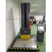 Buy cheap Zero Free Drop Tester for Heavy Package Paper Carton Drop Impact Test Apparatus from wholesalers