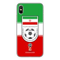 Buy cheap World Cup theme phone case for iphone 7 / 8 /X tpu printing cell phone phone shell product