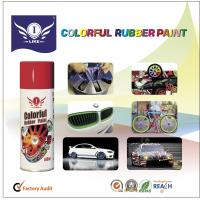Buy cheap 400ml Plastic Dip Spray  Rubber Coating Black Color Dip Paint from wholesalers