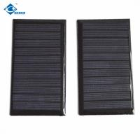 Buy cheap 5.5V solar photovoltaic panels for portable solar charger ZW-8044 Strongly Waterproof solar panel from wholesalers