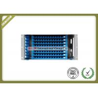 Buy cheap Waterproof 5U 96 Ports Fiber Optic Distribution Box For Telecommunication / Network from wholesalers