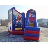 Buy cheap Hansel Inflatable Bouncer Jumping Combo Price spider man inflatable bouncer from wholesalers