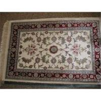 Buy cheap Handmade Cotton Carpet from wholesalers