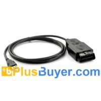 Buy cheap USB VAG-COM to 16 pin OBD2 Car Diagnostic 409 Cable from wholesalers