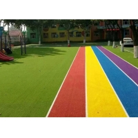 Buy cheap Playground Colored Artificial Turf product