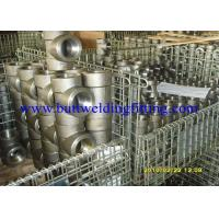 Buy cheap ASTM B825 Inconel Sockolet Forged Pipe Fittings Steel Elbows For Pipe from wholesalers