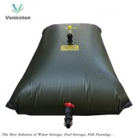 Buy cheap Veniceton collapsible1000liters -5000liter  camping water bag from wholesalers