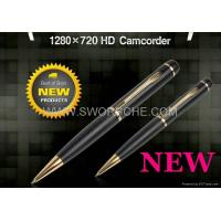 Buy cheap Spy Pen Camera with HD720P High Resolution Recording from wholesalers