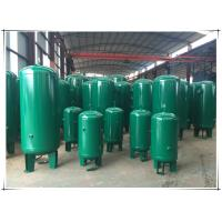 Buy cheap ASME Approved Vertical Vacuum Receiver Tank Pressure Vessel For Screw Compressor from wholesalers