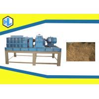 High Performance Solid E Waste Shredder Machine 25m³/H - 30m³/H Consumption