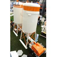 Buy cheap Construction Site Small Cement Silo / Low Level Cement Silos Detachable from wholesalers