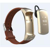 Buy cheap Bracelet, 0.86 inch OLED display, detachable design to enable Bluetooth earphone function from wholesalers