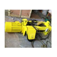 Buy cheap 3 Phase 220V to 440V Heavy Duty Electric Wire Rope Hoist Winch Hoist Lifting Tools from wholesalers