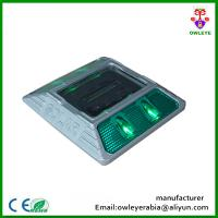 Buy cheap IP68 solar powered led flashing cat eyes road stud from wholesalers