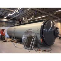 Buy cheap High Performance Carbon Fiber Autoclave 1.5X4M For Aviation New Condition from wholesalers
