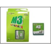 Buy cheap M3( I) REAL flash cards for Nintendo game console from wholesalers