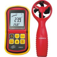 Buy cheap Anemometer DT-8901 with backlight display, low battery indication, data hold product