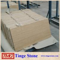 Buy cheap Cream Marble Flooring,Beige Travertine Marble Tile Flooring from wholesalers